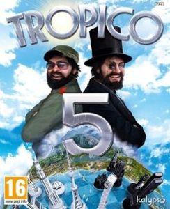 ภาพปกของเกม Tropico 5