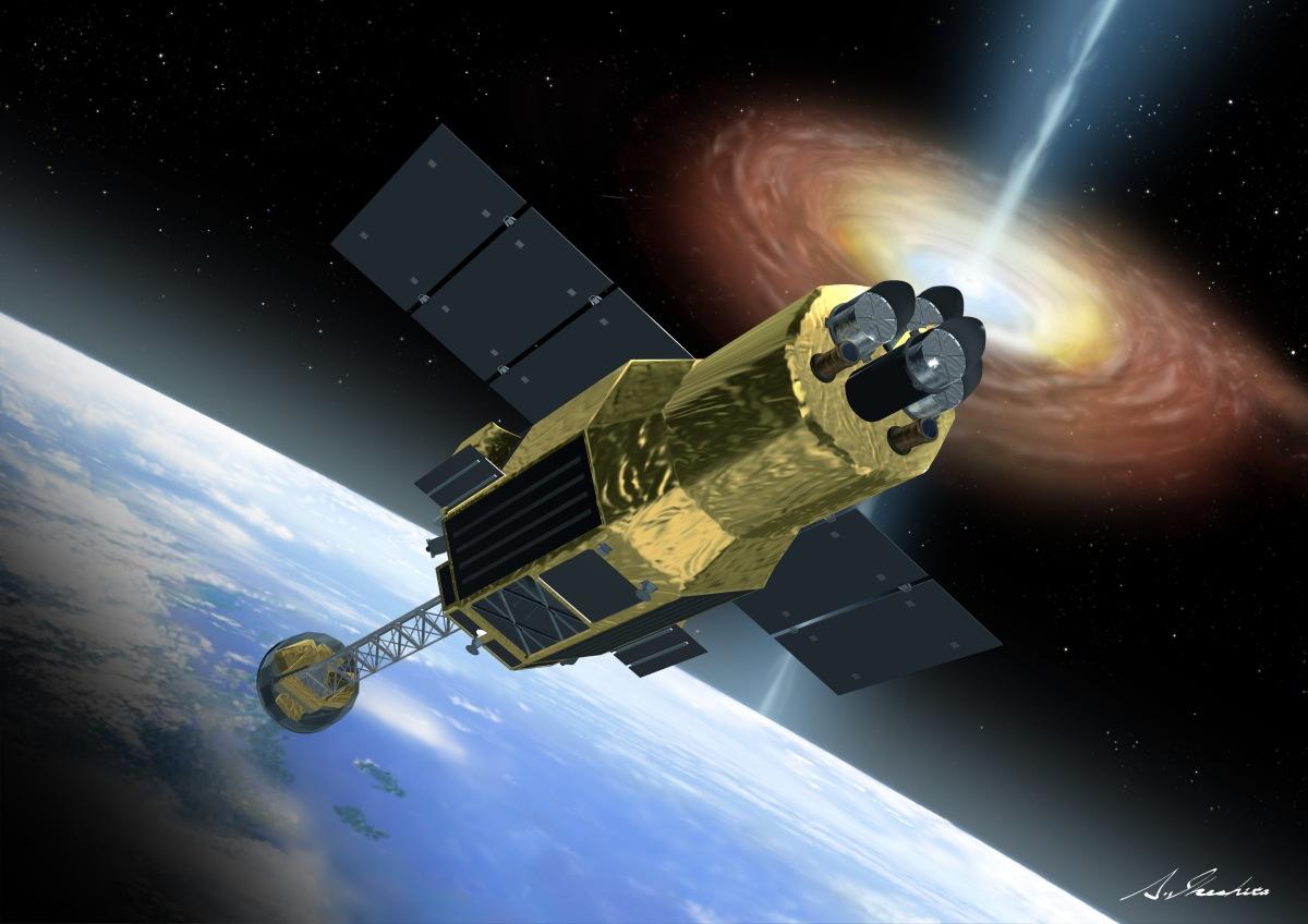 ดาวเทียมดาราศาสตร์ ASTRO-H ของญี่ปุ่นที่เพิ่งส่งขึ้นอวกาศแตกเป็นชิ้นๆ