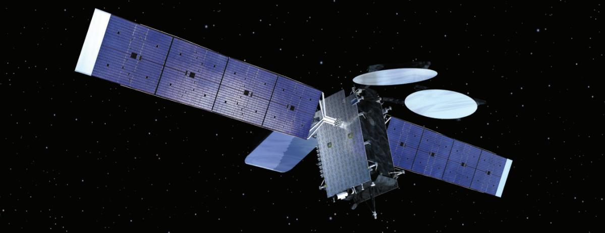 SpaceX ปล่อยดาวเทียมไทยคม 8 ขึ้นสู่อวกาศ