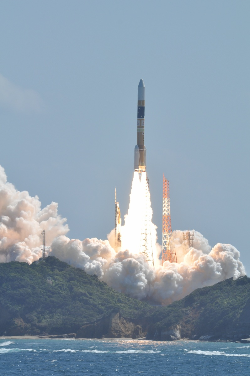 ญี่ปุ่นปล่อยดาวเทียมสอดแนม IGS Radar 5 ขึ้นสู่อวกาศ
